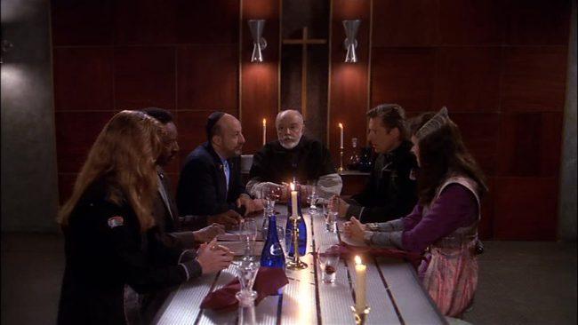 Abendmahl mit Rosendahl