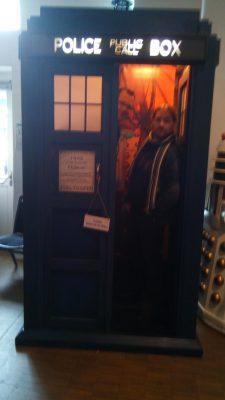 Zwei in der TARDIS